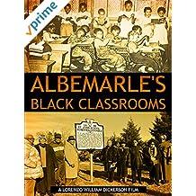 Albemarle's Black Classrooms