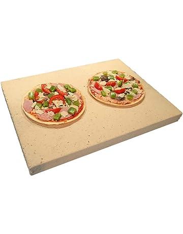 PALA e RICETTARIO inclusi PIETRA DA FORNO GRANDE //BIG PIZZA STONE PEPITA