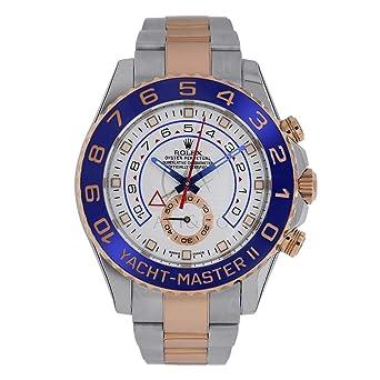 Amazon Com Rolex Yacht Master Ii 44 116681 Rolex Watches