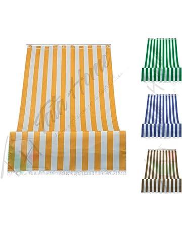 Modelli Di Tende Da Sole Per Esterni.Amazon It Tende Da Veranda Da Giardino