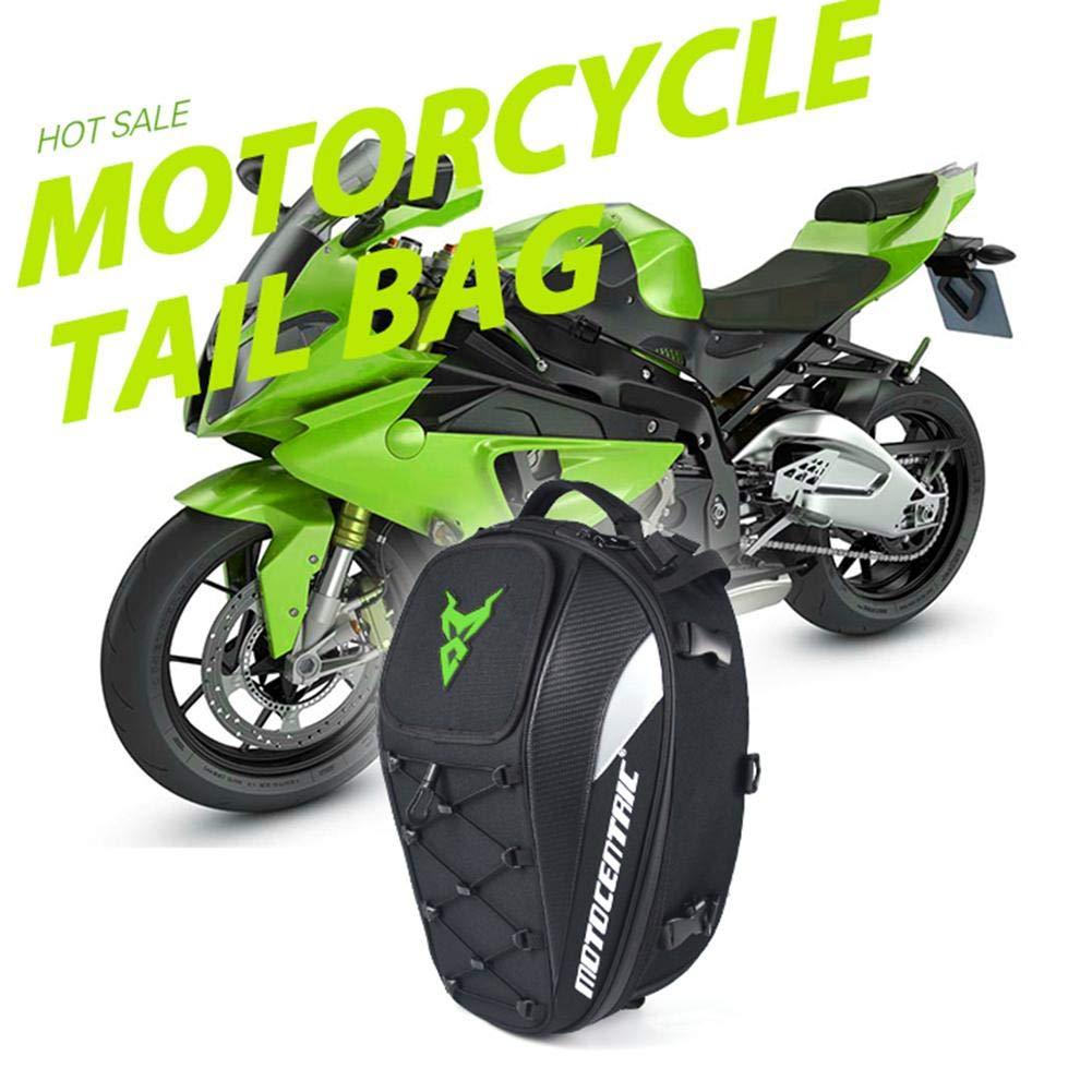 Sac De Queue De Moto /Étanche Multi-fonctionnel Durable Arri/ère Sac De Selle De Moto Haute Capacit/é Sac /À Dos De Pilote De Moto 11-MC-0102 Moto V/élo Sac /À Dos /Étanche Sac D/équitation Grande Capacit/&ea