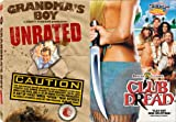 DVD : Grandma's Boy/Club Dread