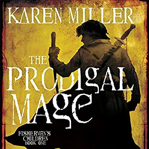The Prodigal Mage Audiobook