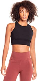 product image for Hard Tail Wrap Back Crop Bra Womens Active Workout
