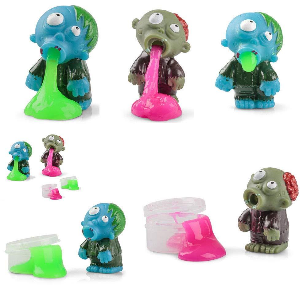 vertrieb durch ABAV Unbekannt Slime Zombie Schleim Spuckender Zombie