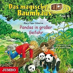 Pandas in großer Gefahr (Das magische Baumhaus 46)
