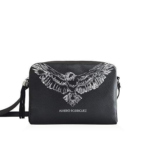 Bag Disegno Borsa Aquila Alviero Drawing Donna Lola Rodriguez Bianca wHITzP