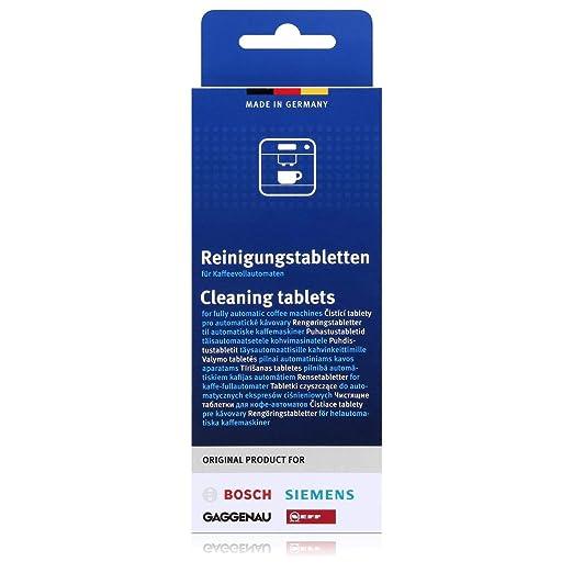 10 Bosch Siemens pastillas de limpieza: Amazon.es: Hogar