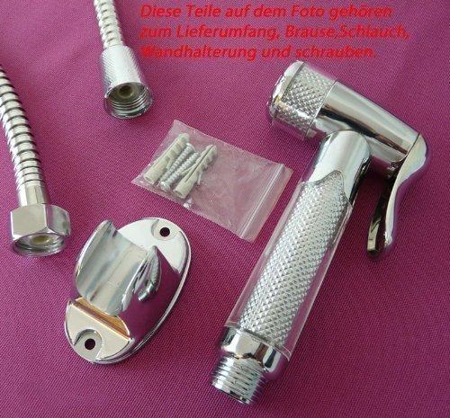 Bidet Hygienedusche Intimdusche Handbrause Wasserhahn (brause077)