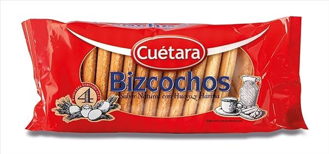 C Bizcochos Cuetara 400Gr. *8