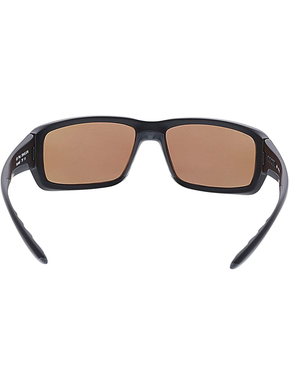 Direct TF10OSCGLP Costa Del Mar Fantail Sunglasses Tortoise Silver Mirror 580 Glass Lens Pro-Motion Distributing