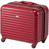 TSAロック装備 フレームタイプ スーツケース キャスターロック BALENO EXE(バレノ エグゼ) ビジネストローリー