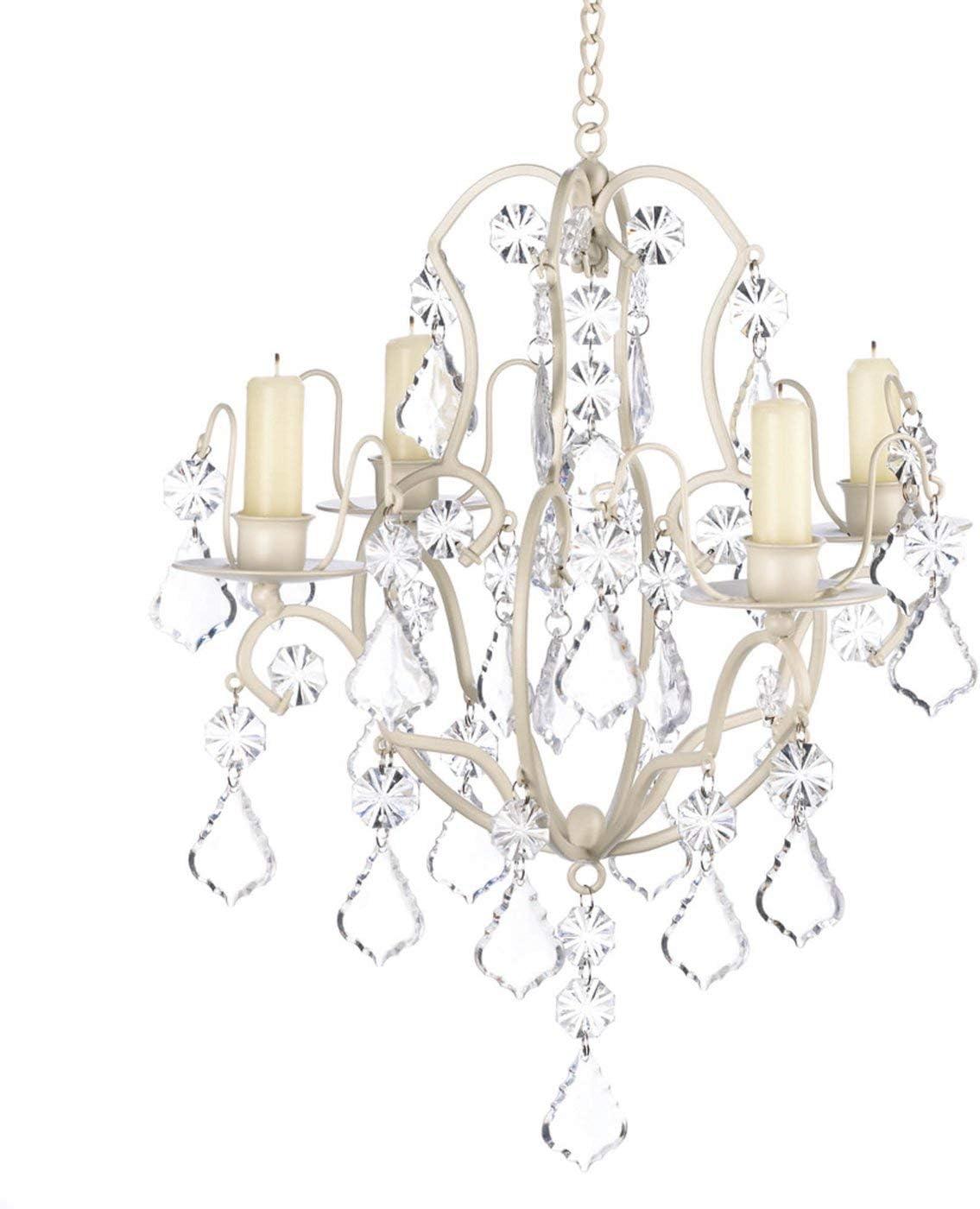 Home Locomotion 10014947 Elegant Crystals Chandelier