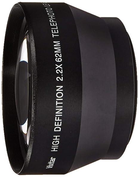 Amazoncom Vivitar 62mm 22x Professional Telephoto Lens Camera