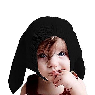 Ajusen Baby Ohr Kaninchen Haken Ohr Ohr Hut Kopfkissen Strick Für 0