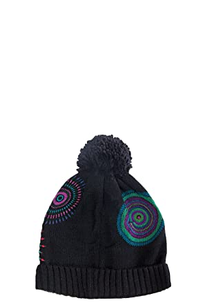 buying new free delivery thoughts on Desigual Eclipse - Bonnet - Uni - Femme: Amazon.fr ...