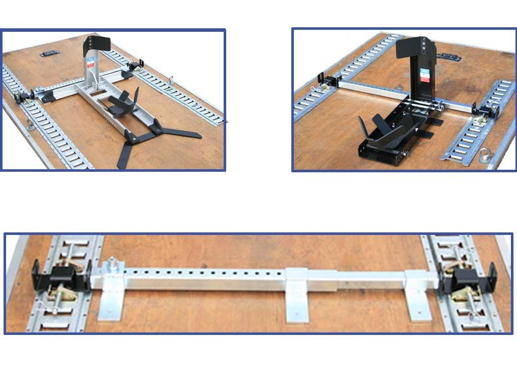 Condor UNIV-E TRACK Universal E-Track Adapter Kit
