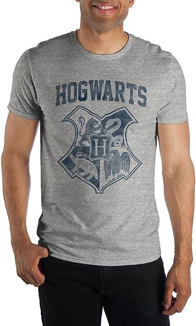 Harry Potter Hogwarts Crest Gryffindor Hufflepuff Ravenclaw Girls T-Shirt Kids