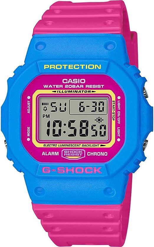 Montre G Shock DW 5600TB 4BER de Casio: : Montres  fBJyy