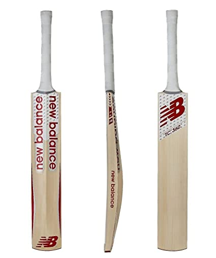 new balance english willow cricket bat