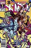 Uncanny X-Men, The #271 VF ; Marvel comic book