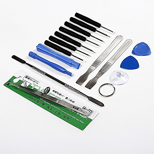 New Repair Opening Pry Tools Screwdriver Kit Set for iPhone 3G/ 4S / 4 / iPod / iPad / Samsung / (Ipod Opening Tool)