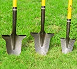 Spear Head Spade Small Mini Reinforced Fiberglass