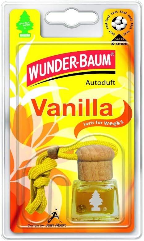 Autoduft Duftflasche Wunder Baum Autoduft Vanille 1 Stück Auto