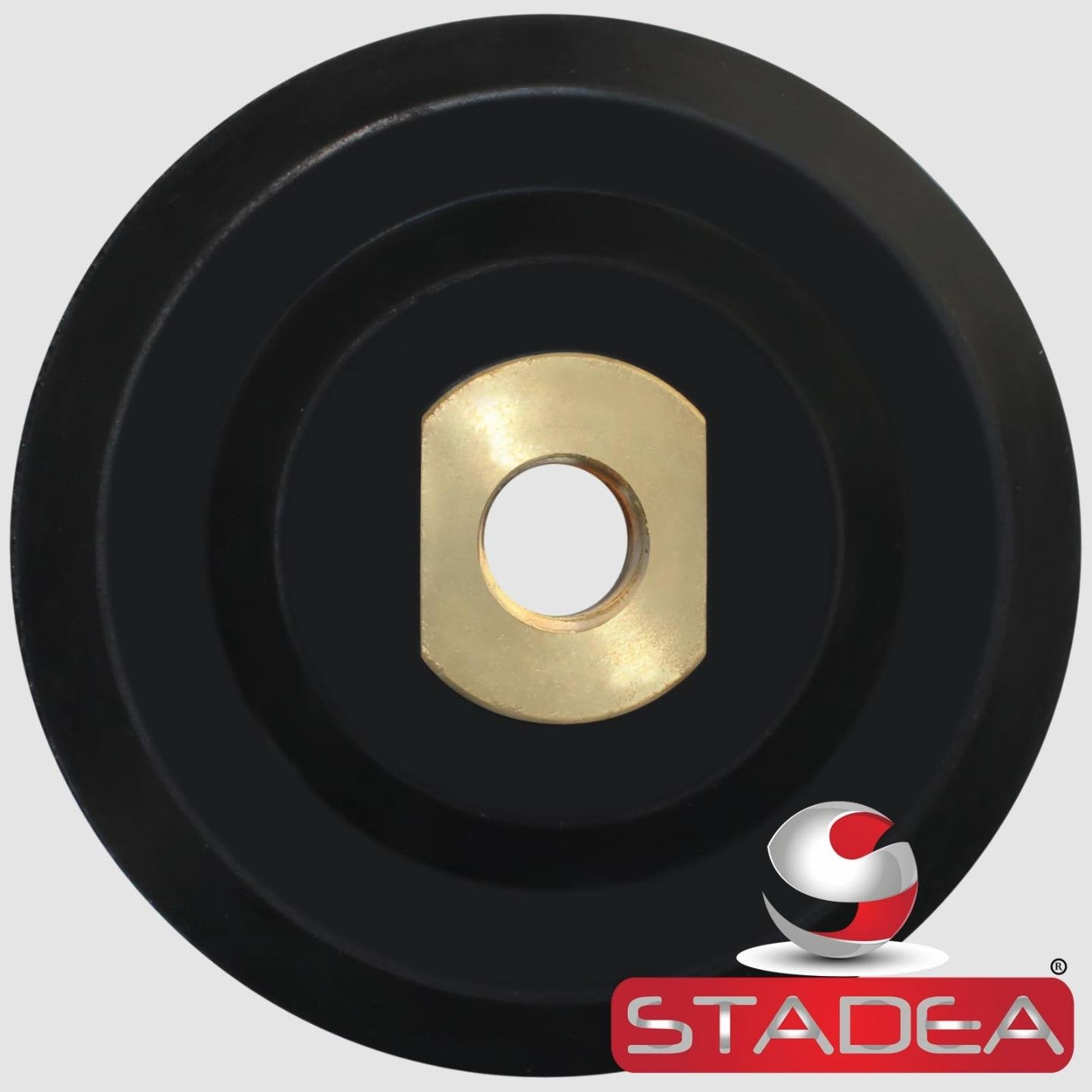 5' hook and loop backing pad - Rubber Backing Pads By STADEA Shop N Save Diamond Tools BRRB05STDR00581P