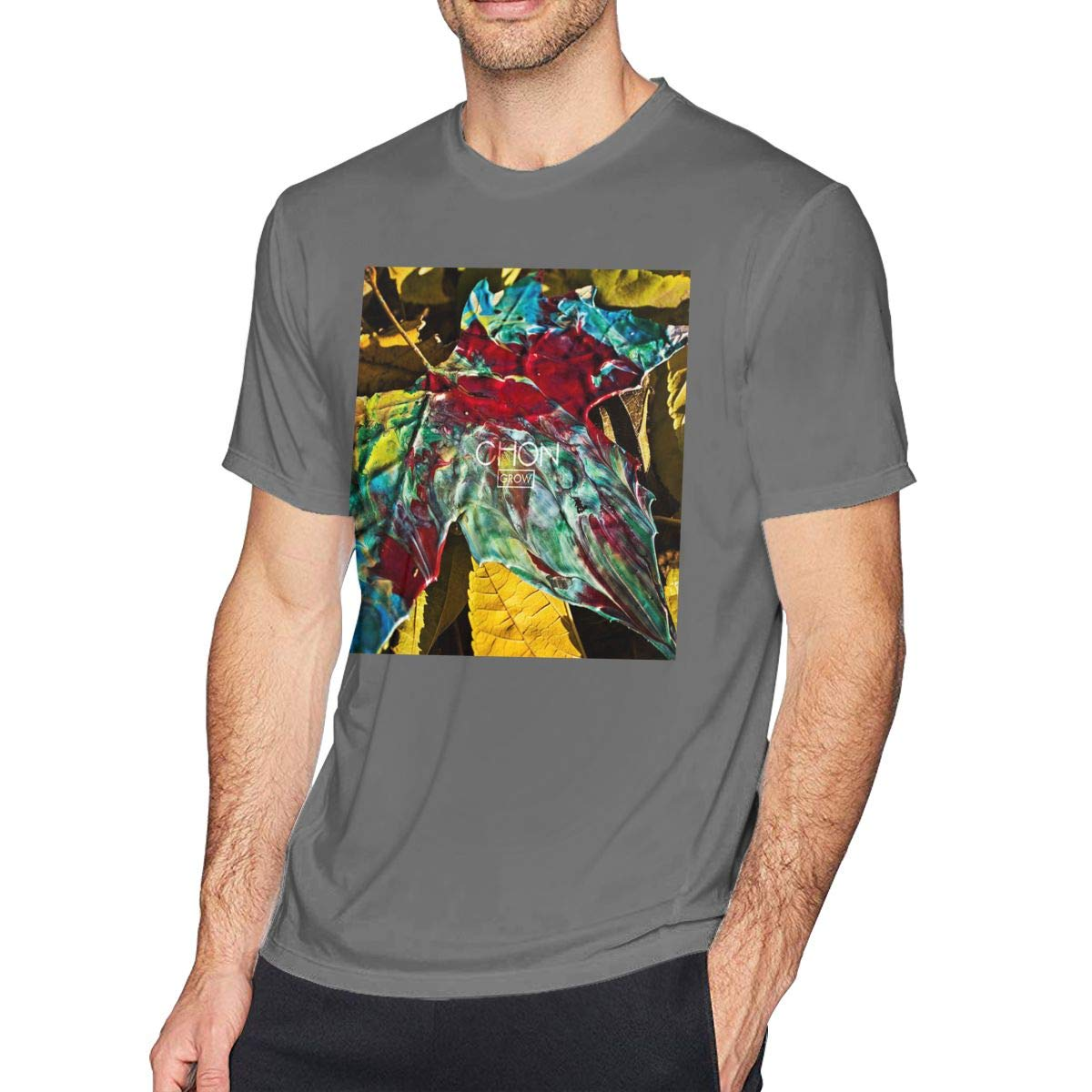 UP-ARP Mens CHON-Waterslide Tee T-Shirt Black