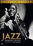 Coffret jazz, 100 ans de légende [Edition Deluxe] [Edition Deluxe]