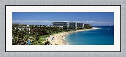 Amazon Com Kaanapali Beach Maui Hawaii By Panoramic