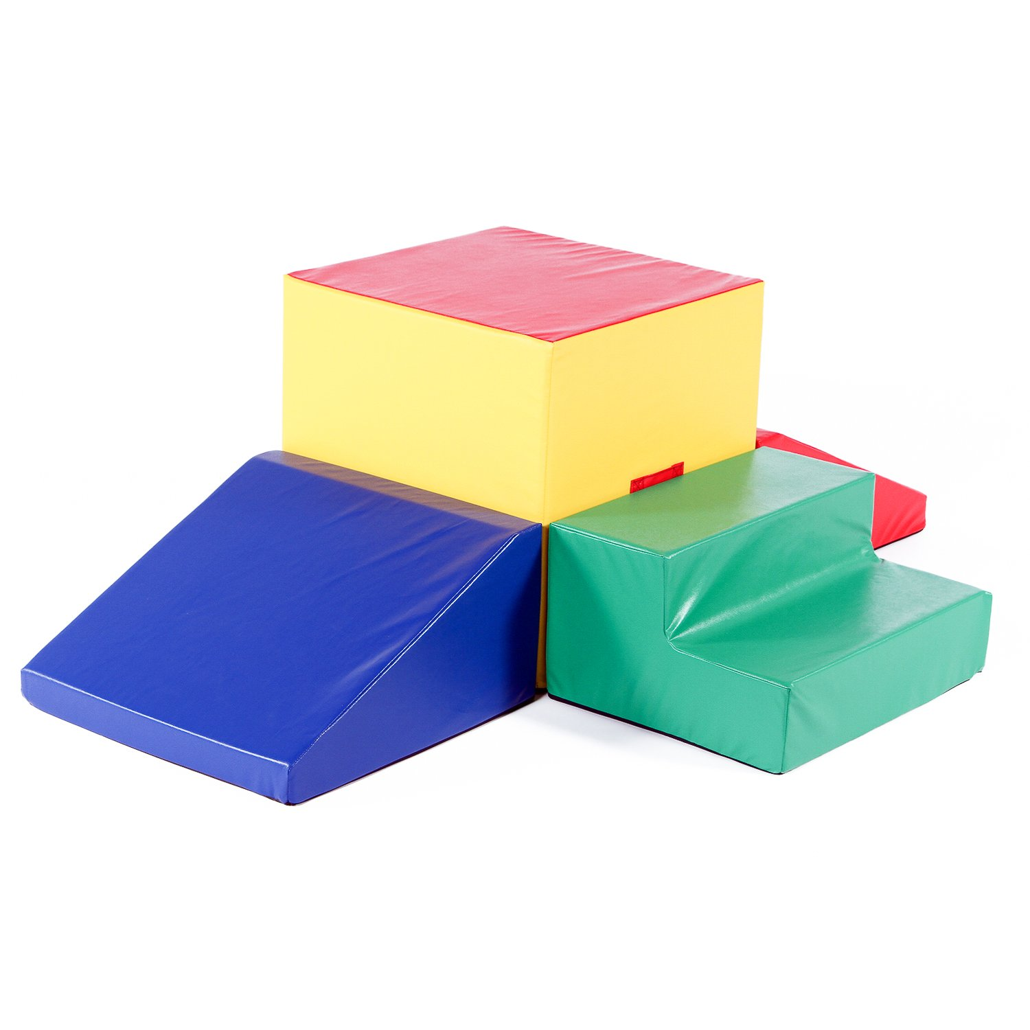 Foam blocks with their own hands at home 86