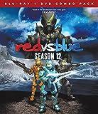 Red vs. Blue: Season 12 [Blu-ray + DVD + Digital HD]