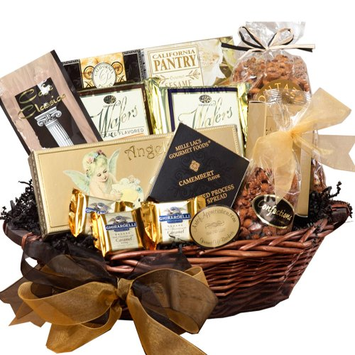 Art of Appreciation Gift Baskets Classic Gourmet Food and Snacks Set, Medium (Candy)
