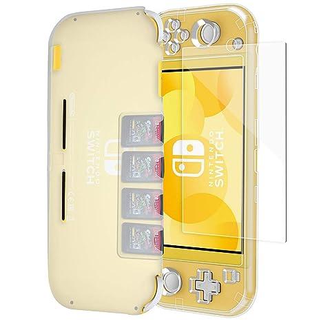 Funda para Nintendo Switch Lite con 4 Ranuras para Tarjetas ...