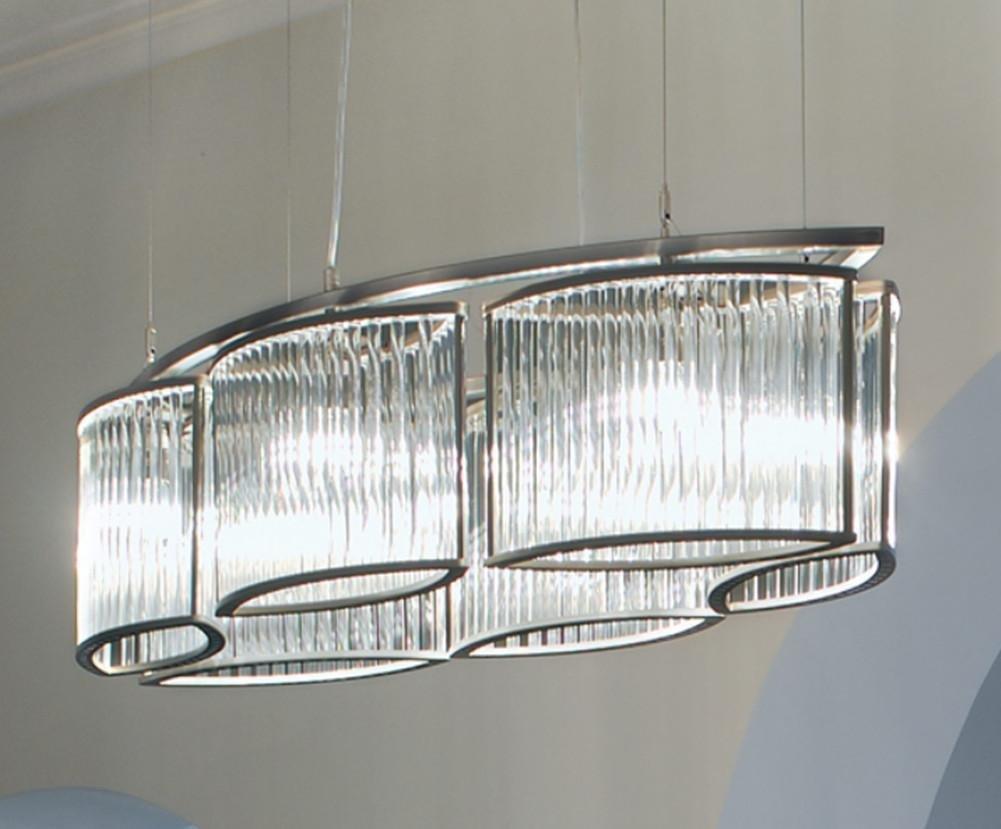 FWEF Eisen-Glas Nordic Kronleuchter Kristall Moderne Kreative Restaurant-Beleuchtung Moderne Minimalistische Hotel Wohnzimmer Lampen