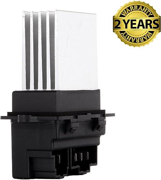 Saite 04885482AC 04885482AA 4885482AC - Resistencia de ventilador de motor para garaje: Amazon.es: Coche y moto