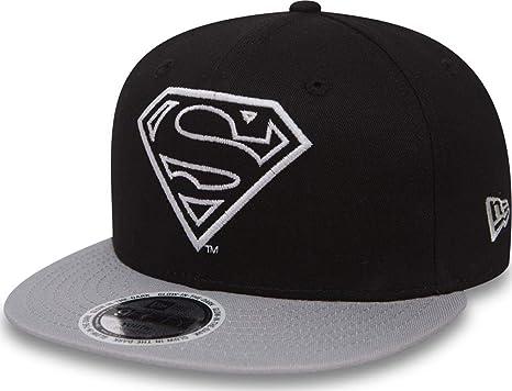 0b6540b3558 Amazon.com  New Era Superman Glow in The Dark 9fifty 950 Child ...