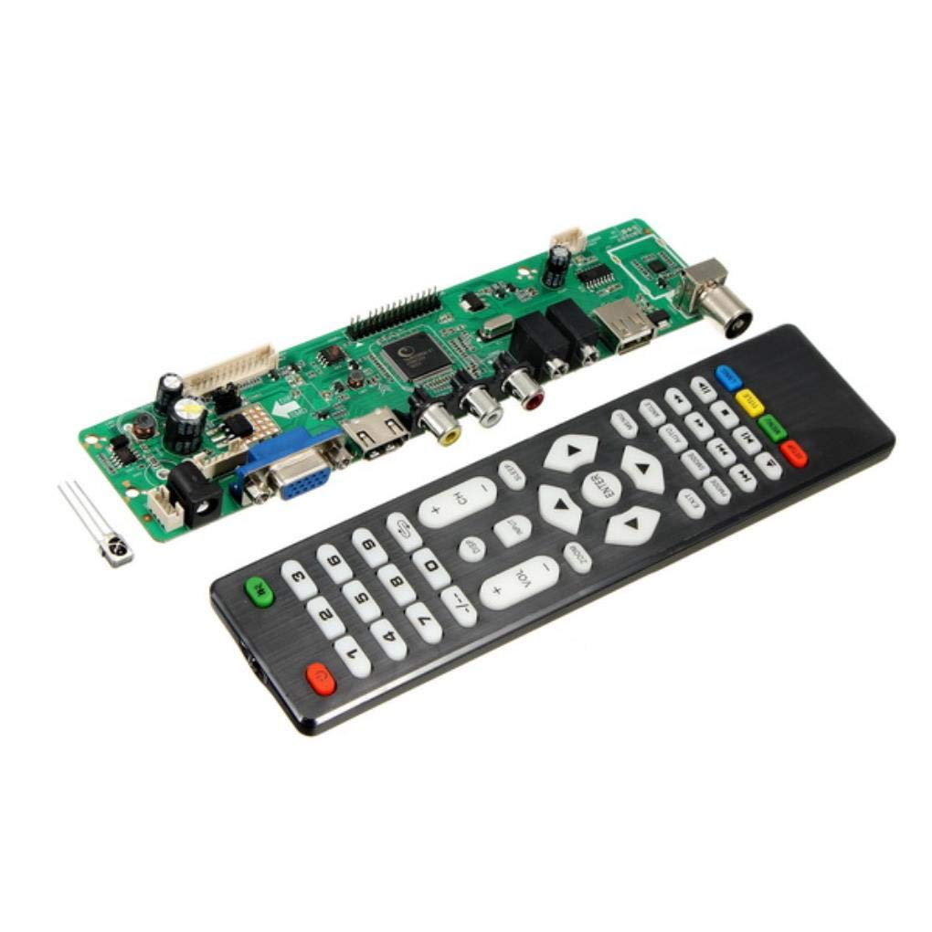 V59 Universal LCD TV Controller Driver Board PC/VGA: Amazon