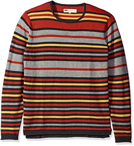 Levis Kerman Weight Sweater Rolled
