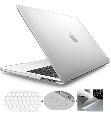 Laptop Cover New Luxury Matte Case For MacBook Pro Air Retina Touch Bar Series