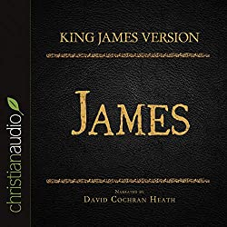 Holy Bible in Audio - King James Version: James