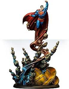 Knight Models Juego de Mesa - Miniaturas Resina DC Comics Superheroe - Superman (2019 Super Sculpt): Amazon.es: Juguetes y juegos