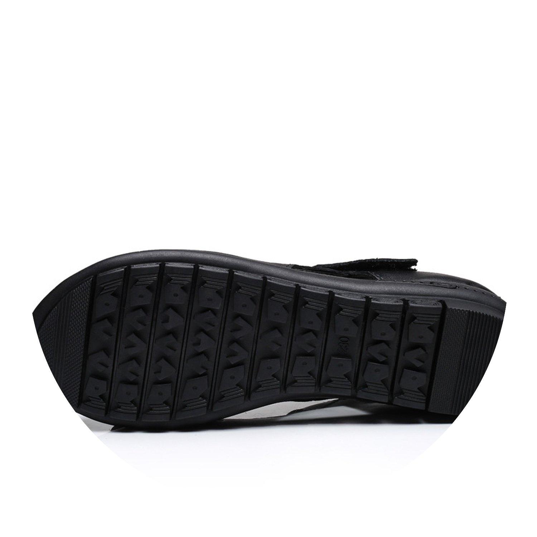 hommes / femmes nouveau loft été gladiateur flat couvrir couvrir couvrir boucle bowknot véritable talon crochet mode cuir des chaussures confortables cadeau idéal pour toutes les occa sions, ce rtai ns matériaux excellent qui vw22462 17249d