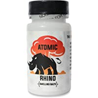 Atomic Rhino Smelling Salts for Athletes 100's of Uses per Bottle Explosive Workout Sniffing Salts for Massive Energy…