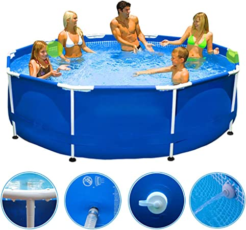 ZZQH Piscina Desmontable, Piscina automontable, Piscina con ...