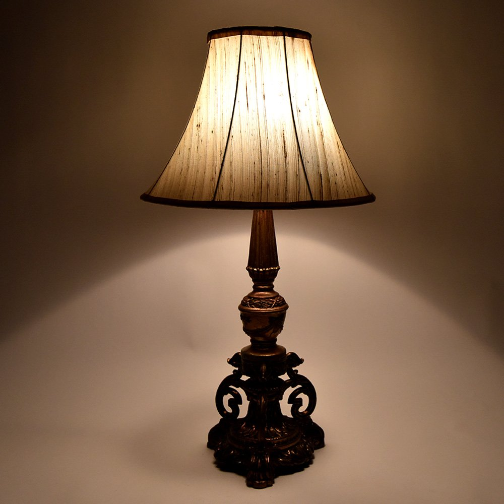 IndianShelf Handmade Decorative Traditional Classics Metal Table Lamp Indian Online by Indian Shelf (Image #1)