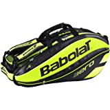BABOLAT Pure Aero Tennis Racquet Holder Bag Yellow 12, 6, 3