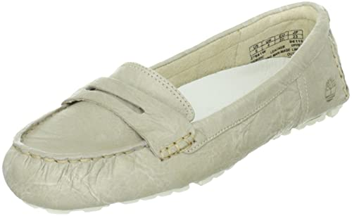 Timberland Neponset Low Slipon OFWTE, Mocasines para Mujer, Blanco (Weiss (Offwhite), 37 EU: Amazon.es: Zapatos y complementos